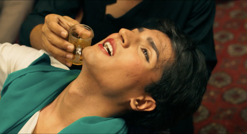 Chabname Zariab When You Hear the Bells Cascadia International Women's Film festival